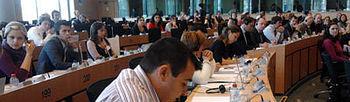 Parlamento Europeo/ COAG subraya que la renovación del acuerdo UE-Marruecos pondría en peligro 4 de cada 10 empleos agrarios en nuestro país. Foto: COAG.