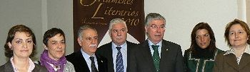Certámenes Literarios Cáceres 2010