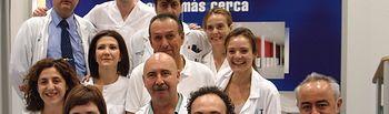 El servicio de Traumatología del Hospital de Tomelloso, anfitrión del XV Congreso Castellano Manchego de la especialidad. Foto: JCCM.