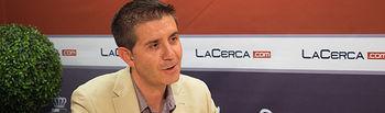 Santiago Cabañero, presidente de la Diputación de Albacete y secretario de organización del PSOE en la provincia.