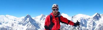 El alpinista Jorge Egocheaga contará este viernes en Toledo sus últimas experiencias en las montañas vírgenes de la India