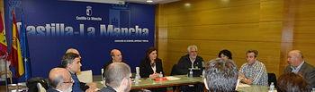 El Gobierno de Castilla-La Mancha intensificará el control para evitar las estaciones de servicio desatendidas en la región. Foto: JCCM.