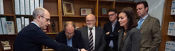Sorteo de las empresas que forman parte de la Junta Electoral de la Cámara de Comercio de Albacete