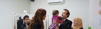 Garcia Ferrer visita centro Atención Temprana en Ciudad Real. Foto: JCCM.