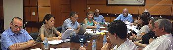 La Comisión provincial de Concertación Interadministrativa analiza el POM de Riópar, que incluye 15 núcleos poblacionales