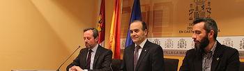 El delegado del Gobierno en Castilla-La Mancha ha intervenido en la presentación de la Pasión del Señor de Fuensalida, una representación que tendrá lugar el 23, 24 y 25 de marzo en la localidad.