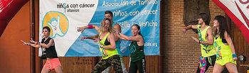 El Auditorio Municipal de Mora (Toledo) se lleno de deportistas todos unidos por una misma causa la lucha contra el cáncer infantil