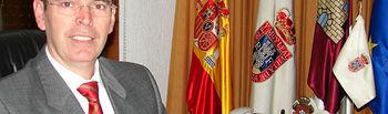 Vicente Aroca, alcalde de La Roda