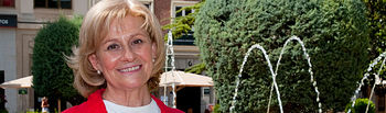 Carmen Bayod, alcaldesa de Albacete.