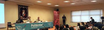 El seminario, que registró un lleno total, se celebra en la Escuela Politécnica de Cuenca