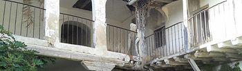 Casa Palacio s.XVIII Borox (Toledo) Foto: listarojapatrimonio.org