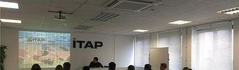 Visita de alumnos de la Escuela Técnica Superior de Ingenieros Agrónomos de Albacete al ITAP