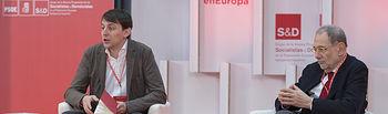 Javier Solana imparte la segunda Masterclass ¨Nuevo PSOE para una nueva Europa¨ en la segunda jornada de la Escuela de Buen Gobierno- Jaime Vera- Ahora gobiernos en Europa