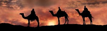 Reyes Magos. Archivo.