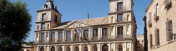 Ayuntamiento de Toledo. Imagen de archivo.