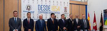 164 aniversario de la creación del Cuerpo de la Policía Local de Albacete