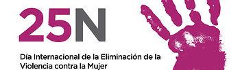 Día Internacional de la Eliminación de la Violencia contra la Mujer, 25 de noviembre.