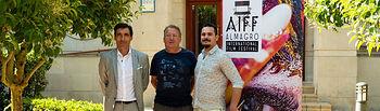 Inauguración del Festival Internacional de Cine de Almagro