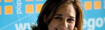 La portavoz adjunta de Justicia del Grupo Popular, Beatriz Escudero.