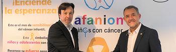 Adhesión FEDA al mes de sensibilización del cáncer infantil que lleva a cabo AFANION