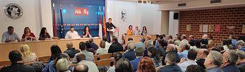 El PSOE de Albacete aprueba las listas socialistas al Congreso y al Senado