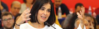 Carolina Darias - Imagen RTVE.