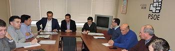 Reunión PSOE Albacete.