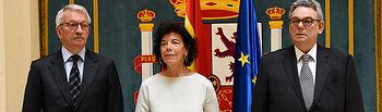 """Isabel Celáa sitúa a la educación como """"el eje de todo cambio"""" y apuesta por un Pacto de Estado que aporte estabilidad al sistema educativo"""