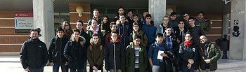 La Escuela Superior de Informática de Albacete continúa con la campaña 'La Hora del Código'