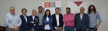 Reunión  Asociación de Hostelería y Turismo de Toledo- Ciudadanos.