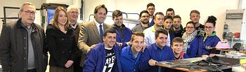 La Escuela Municipal del Calzado de Almansa arranca su primera promoción