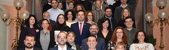 Alcaldes y Alcaldesas del PSOE de la provincia de Albacete.