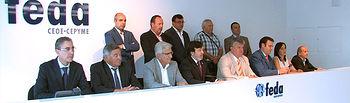 Candidatura encabezada por Artemio Pérez Alfaro.
