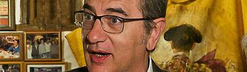 Pedro Carreño. Foto: Manuel Lozano García / La Cerca