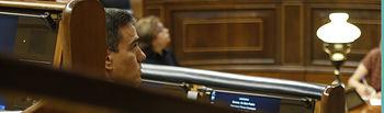 Debate de investidura del candidato a la Presidencia del Gobierno, Pedro Sánchez. Foto: POVEDANO