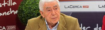 José María Roncero, presidente de la Unión de Consumidores de España -UCE- de Albacete.