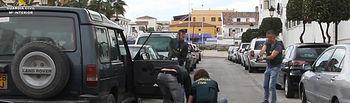 La Guardia Civil detiene a un fugitivo británico por pertenencia a banda armada, tráfico de drogas y blanqueo de capitales. Foto: Ministerio del Interior