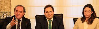 Paco Núñez ha mantenido  una reunión con representantes de Fedeto, en Toledo