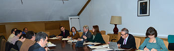 Fernando Burgaz Mesa del Ibérico. Foto: Ministerio de Agricultura, Alimentación y Medio Ambiente