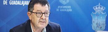El concejal de Deportes, Evaristo Olcina. Foto: ©JRopero