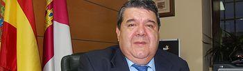 Juan Blas Quílez, gerente del complejo Hospitaralio de Toledo
