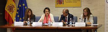 Presentación del Estudio sobre las mujeres en las cooperativas, de COCETA