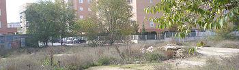 Imagen de la parcela en la que el Gobierno de Castilla-La Mancha va a construir el nuevo Centro de Salud Zona 10 de Albacete.
