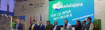 Día de Guadalajara en FITUR 2019