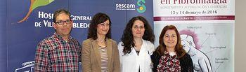 El Hospital de Villarrobledo acogerá la Jornada sobre Fisioterapia en Fibromialgia organizada por COFICAM y AFIBROVI