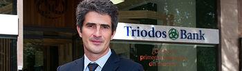 Mikel García-Prieto, director general de 'Triodos Bank'.