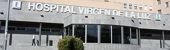 Hospital Virgen de la Luz - Cuenca.