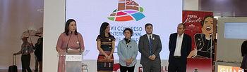 Presentación del VII Congreso Internacional de Arte Efímero en Elche de la Sierra