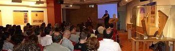 Previamente, Antonio Rossel ofrecerá un concierto sobre la música del Arcipreste