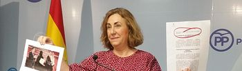 Silvia Valmaña, diputada nacional del PP por Guadalajara.